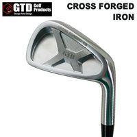 GTD CROSS FORGED IRON