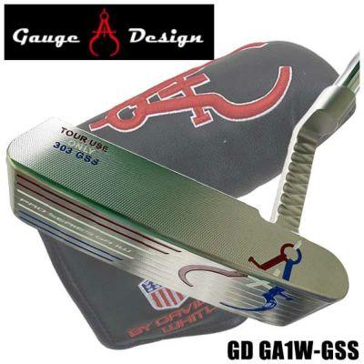 ゲージデザイン GD GA1W クランクネック ワイドソールパター